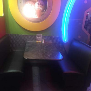 Restaurant seating and restaurant booth replacement, upholstery maintenance/repair with FASEAT Inc. in Missoula, MT
